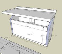DIY Cedar Mailbox | Flickr - Photo Sharing!