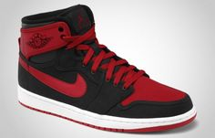 Air Jordan 1 KO Black/Red