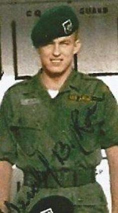 Virtual Vietnam Veterans Wall of Faces | GERALD B ROSE | ARMY