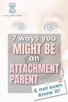 Curious if gentle parenting is right for you and your baby? You may already be following some of the 7 key principles of attachment parenting and not even realize it! Find out more from Such a Little While. #attachmentparenting #gentleparenting #babytips # #newmoms #babyadvice Attachment Parenting Quotes, Gentle Parenting Quotes, Parenting Hacks, Cry It Out, Sensory Activities, Baby Hacks, Healthy Relationships, Trust Yourself, Infants