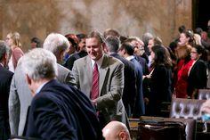 Sine die 2014 legislative session | Photo courtesy of the Washington State Legislature