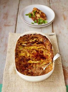 Good Old Lasagne | Pork Recipes | Jamie Oliver Recipes
