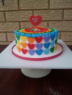 Fondant Cake Design Rosemount Aberdeen : 1000+ images about BiaMiska Cake Creations on Pinterest ...