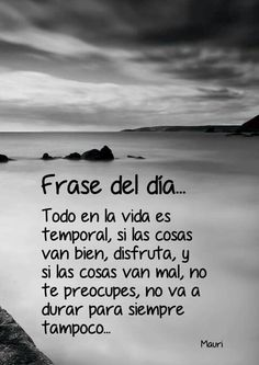 Frases #poesía # Poesía # amreading # books # wattpad Positive Phrases, Motivational Phrases, Positive Quotes, True Quotes, Words Quotes, Wise Words, Sayings, Spanish Inspirational Quotes, Spanish Quotes