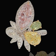 Rareness Colored Diamonds Invest Pink Diamond Argyle | Fancy ...