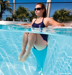 Pool Exercises - How to exercise in a pool