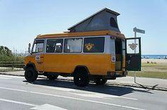 Mercedes Vario, Mercedes Benz, Mercedes Camper, Mercedes Sprinter, Custom Campers, Cool Campers, Vw Bus, Big Van, Camper Van Life