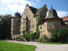 Schloss Eyrichshof in Unterfranken (Freiherren von Rotenhan)