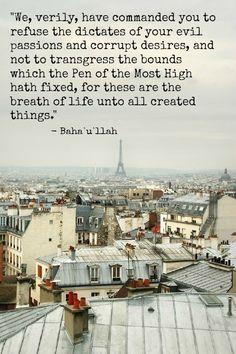 #Bahai Quotes