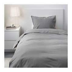 Ikea ÄNGSLILJA Duvet cover and pillowcase –Twin Duvet cover (includes 1 sham pillow case) $29.99 https://www.ikea.com/us/en/catalog/products/50318647/