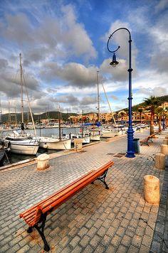 Andratx harbour. #Mallorca