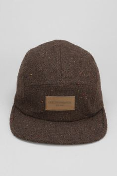 OBEY County 5-Panel Hat