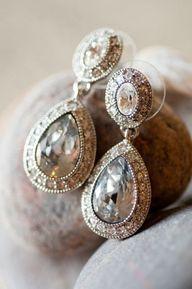 2013 Wedding Trend | Roaring '20s - vintage and elegant...- #weddingtrends #jewelry #vintage #bridal
