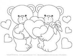 Resultado de imagem para riscos de ursinhos