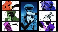 Jaegers Akame Ga Kill Anime Wallpaper HD Image