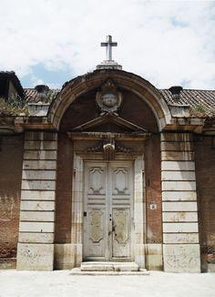 Ancient San Carlos hospital (Aranjuez)