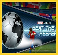Take on the  Arsenalkeepers in the great new 3D penalty  shootoutgame  Summer Games e7843b8ef6bfb