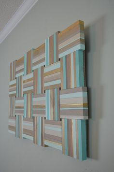 wood wall art made of old barnwood and steel different sizes
