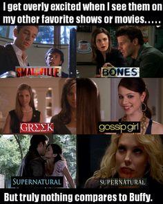 Charisma Carpenter on Veronica Mars. Alyson Hannigan on Veronica Mars. And Joss Whedon, the man himself, on Veronica Mars.
