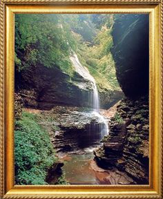59 best scenery framed
