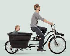 3 soluciones para pasear en bici con los peques