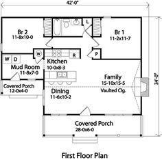 Plan No.416199 House Plans by WestHomePlanners.com
