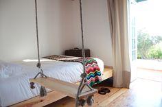 #LaforaCadentro #bedroom #swing