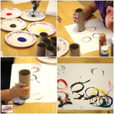 6 Simple Activities for Celebrating the Olympic Opening Ceremonies with Toddlers