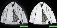 @Found_nyc Stone Island, Raincoat, Nyc, Jackets, Fashion, Stone Island Outlet, Rain Jacket, Down Jackets, Moda