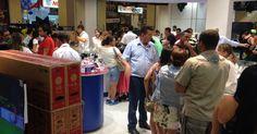 Clientes lotam lojas em busca de descontos na Black Friday em Goiás