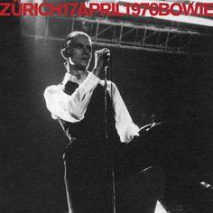 World Of BOOTLEGS: BOOTLEG : David Bowie - Hallenstadion, Zurich, 17 April 1976 -Matrix- (CD & Covers)