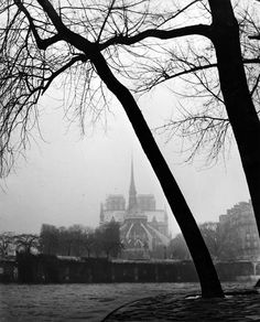 Views of Paris, 1953, by Herbert Tobias.
