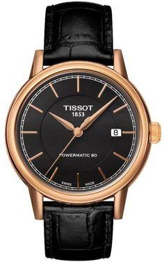 Tissot T-Classic Carson Automatic Mens Watch T0854073606100