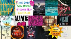 Suze likes, loves, finds and dreams: Giveaway: June New Release Hop