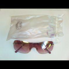 Steve Madden (Colors in Optics) Accessories - Frameless Sunglasses