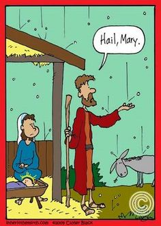 I wonder if poor grammar in the bible made this woman a martyr rather than the weather mans missus lol