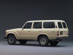 Toyota Land Cruiser 60 STD (HJ60V) '1980–87