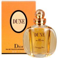 DUNE BY CHRISTIAN DIOR FOR WOMEN. EAU DE TOILETTE SPRAY 50ML NEW SEALED IN BOX