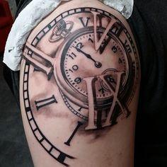 Clock tats