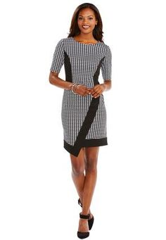 Http Cato Fashions Plus Sizes Cato Fashions Houndstooth