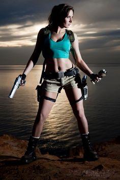 lara croft costume - Google Search