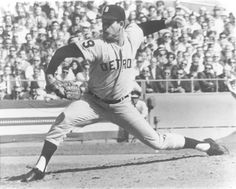 Detroit Tiger Mickey Lolich Wins Game 7 Of The 1968 World Series – October 10, 1968