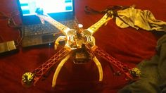 F450 quadcopter with arduopilot!