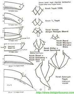 - Sewing techniques - (notitle) (notitle),SEWING Related posts:Free Knitting Pattern for Santa Claus Gift Bag - Sewing skillsHow to Find Your Measurements for Pattern Drafting - Sewing patterns freeBurda Baby Dress, Top and Panties - -. Sewing Tutorials, Sewing Hacks, Sewing Projects, Techniques Couture, Sewing Techniques, Dress Sewing Patterns, Clothing Patterns, Couture Main, Sewing Collars