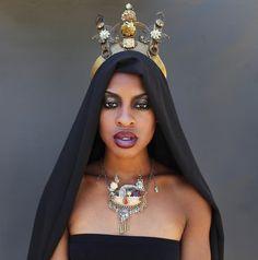 Silver Treasure Necklace, Amazing Avant Garde Boho Pendant, Trinkets n stones, charms n dangles, OOAK Statement Piece