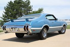 1970 OLDSMOBILE CUTLASS 442, ONE OF THE NICEST ON THE PLANET!