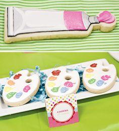 arts-crafts-birthday-cookies