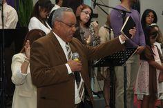 Culto de Viernes Santo 2015 Rev. Heriberto Calero Pagán IDDPMI, Tejas 1  Hno . Ruben Reyes