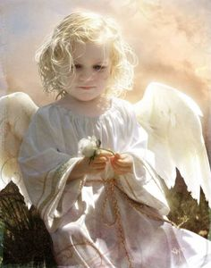 child angel