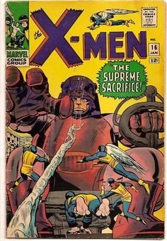 X-Men #16 and other Great items!!